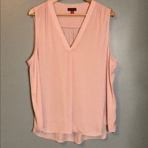 Vince Camuto pink tank